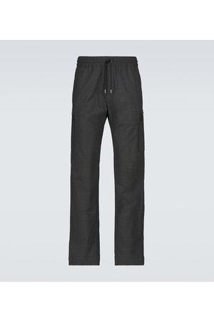 Burberry Men Trousers - Merrick drawstring pants