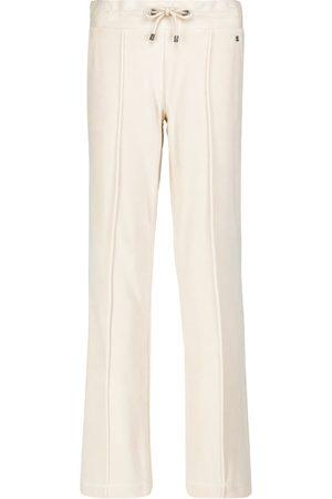 Bogner Liddia cotton-blend sweatpants