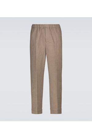 Nanushka Men Trousers - Gabe cotton pants