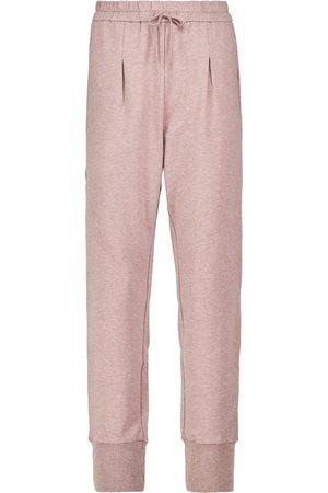 Varley Keswick cotton-blend sweatpants