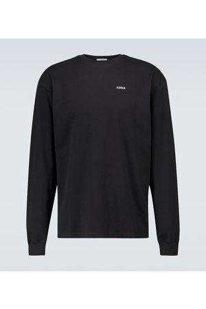 ADISH Logo cotton sweatshirt
