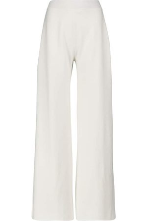 MAGDA BUTRYM Cashmere and cotton sweatpants