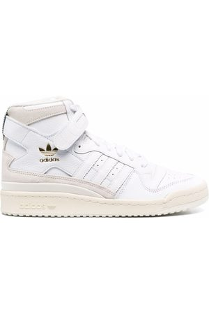 adidas Forum high-top leather sneakers