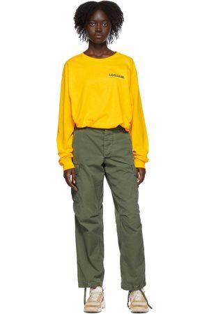 Tom Sachs Women Long Sleeve - Logjam Long Sleeve T-Shirt