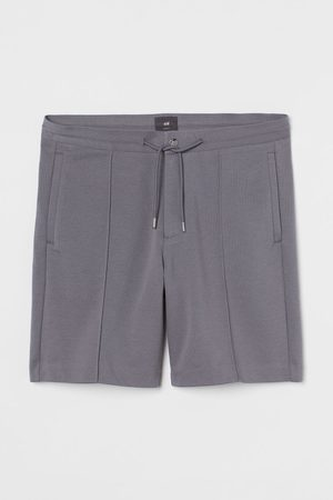 H&M Slim Fit Jersey shorts - Grey