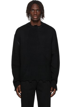 C2H4 Filtered Reality Arc Sculpture Sweater
