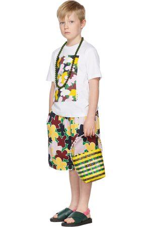 Marni Shorts - Kids Floral Shorts