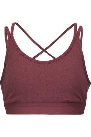 Tory Sport Women Sports Bras - Cross-back sports bra
