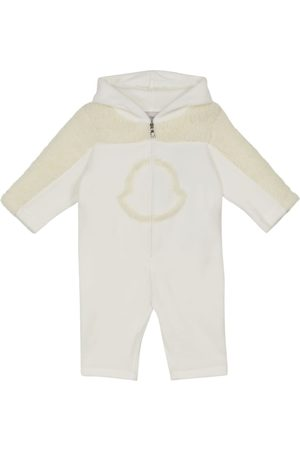 Moncler Baby embroidered onesie