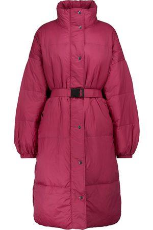 Isabel Marant Women Coats - Driesta puffer coat