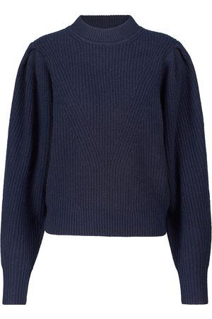 Isabel Marant Women Jumpers - Adele wool and cashmere sweater