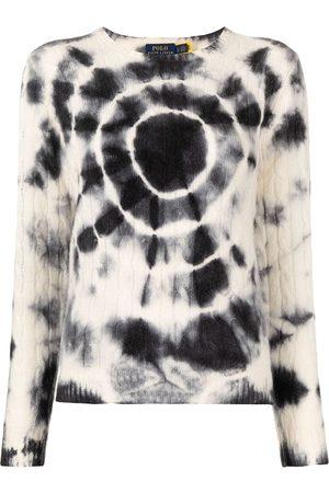 Polo Ralph Lauren Tie-dye long-sleeve jumper