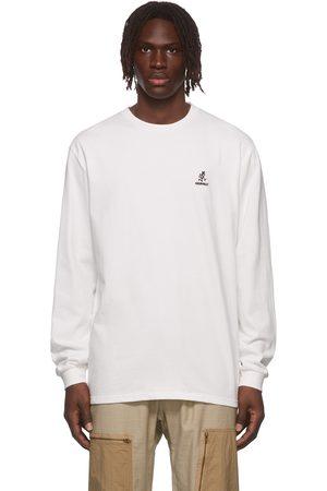 Gramicci Men Sports T-shirts - Big Running-Man T-Shirt