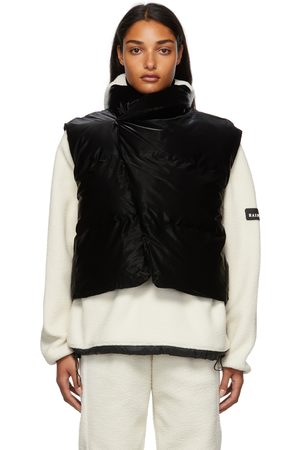Rains Insulated Show Puffer Wrap Vest