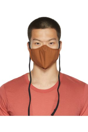Rick Owens Cotton Mask