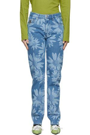 Marc Jacobs Heaven Women Jeans - Laser Floral Jeans
