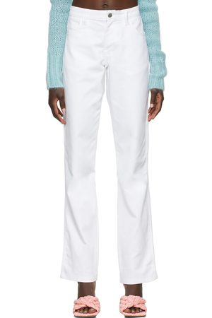 DANIELLE GUIZIO Classic Carpenter Jeans