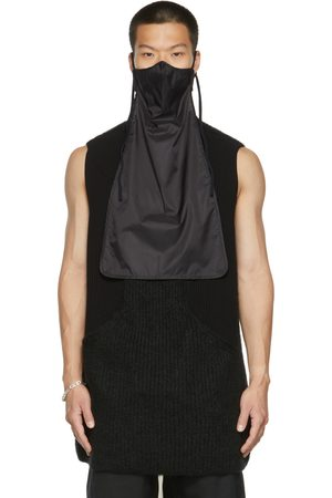 Rick Owens Nylon Long Mask