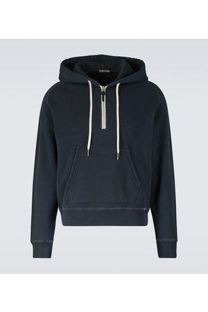 Tom Ford Cotton hooded sweatshirt