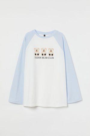 H&M Printed top