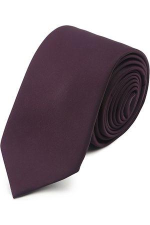 Tossido Men Purple Broad Tie
