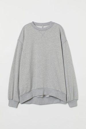 H&M Sweatshirt - Grey