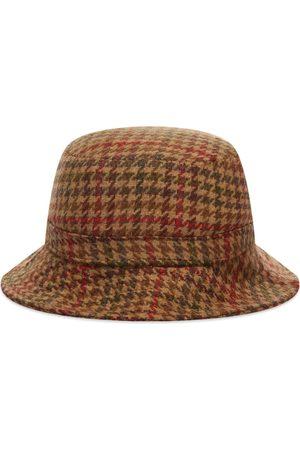 Corridor Herringbone Tweed Bucket Hat