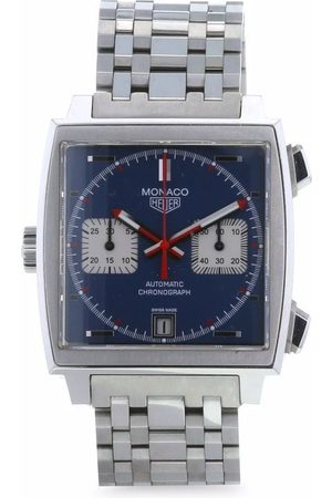 TAG HEUER PRE-OWNED 2009 pre-owned Monaco 39mm