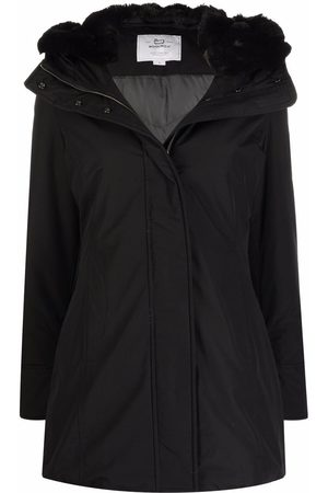Woolrich Fitted hooded parka