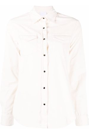 ..,MERCI Button-down shirt