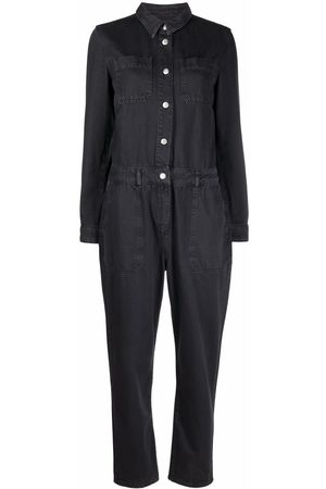 Bash Collared boiler suit
