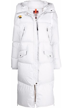 Parajumpers Women Parkas - Padded hooded long coat