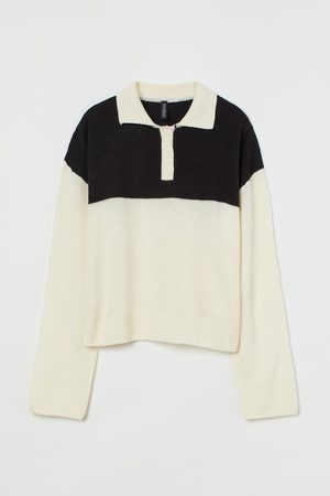 H&M Women Jumpers - Collared jumper