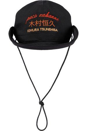 Paco rabanne X Kimura Tsunehisa bucket hat