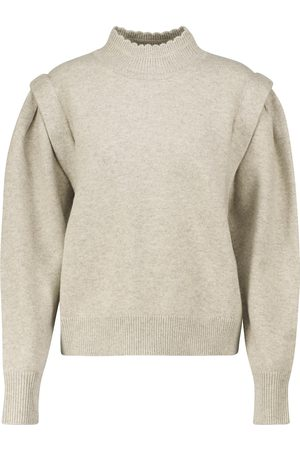 Isabel Marant Women Jumpers - Lucile wool-blend knit sweater