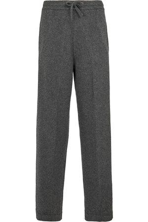Isabel Marant Julia wool-blend sweatpants
