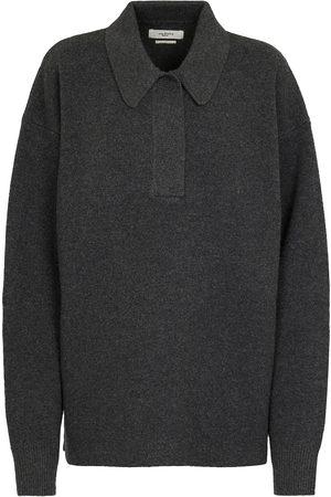 Isabel Marant Lark wool-blend polo sweater