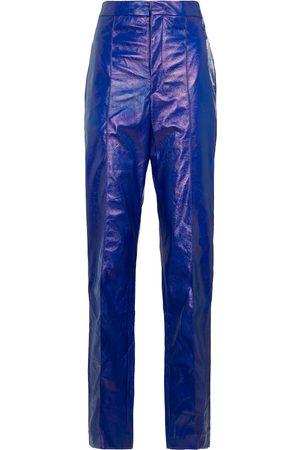 Isabel Marant Girokia slim faux leather pants