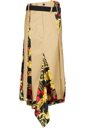 JUNYA WATANABE X Versace Baroque printed skirt
