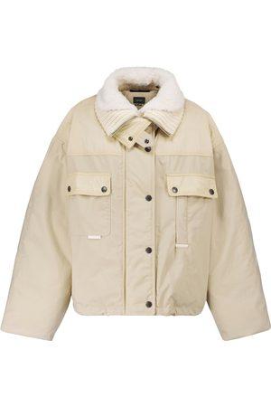 Isabel Marant Dellazia shealing-trimmed jacket