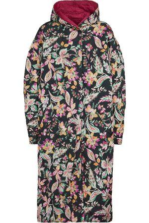 Isabel Marant Dean reversible floral raincoat