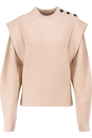 Isabel Marant Peggy wool and cashmere sweater