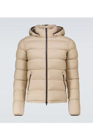 HERNO Supermatt technical coat
