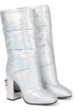 Dolce & Gabbana Jackie quilted boots