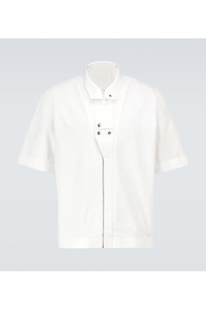 Givenchy Cotton shirt with metallic details