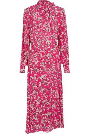 Isabel Marant Coline printed midi dress