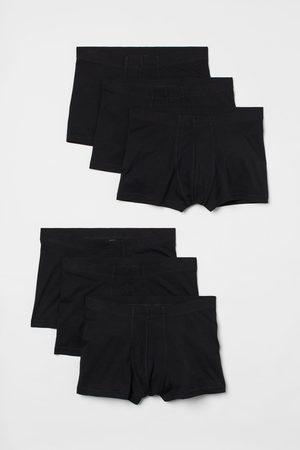 H&M 6-pack short cotton trunks