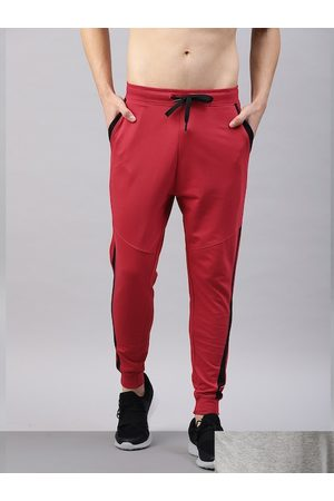 HRX Men Set of 2 Lifestyle Track Pants