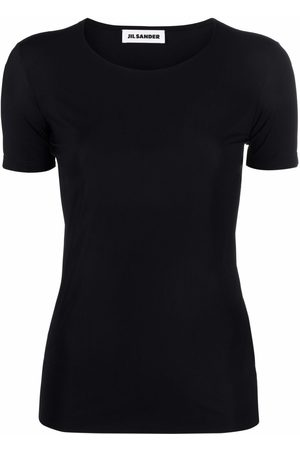Jil Sander Round-neck short-sleeved T-shirt
