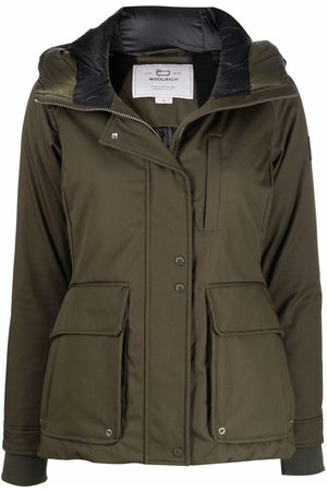 Woolrich Yetna down-padded parka coat